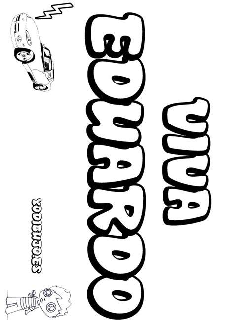 imagenes k digan te amo eduardo dibujos para colorear eduardo es hellokids com