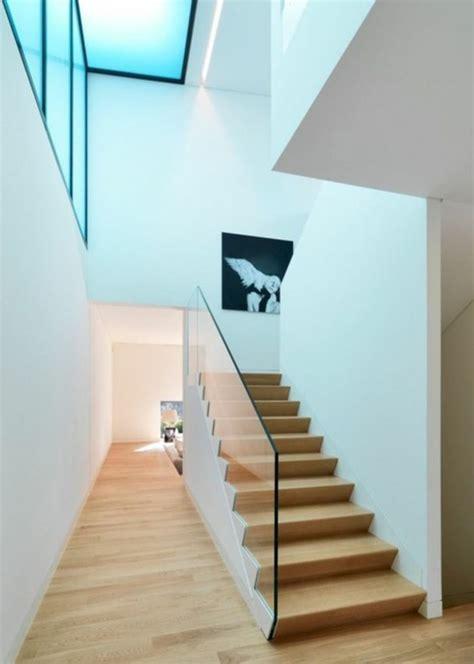 Treppe Galerie by Treppe Mit Glasgel 228 Nder F 252 R Schickes Interieur Archzine Net