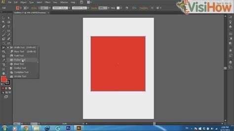 canva vs illustrator use the pucker and bloat in adobe illustrator cs6 using