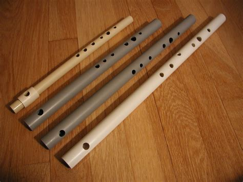Handmade Instruments - simple pvc flutes 7 steps with pictures