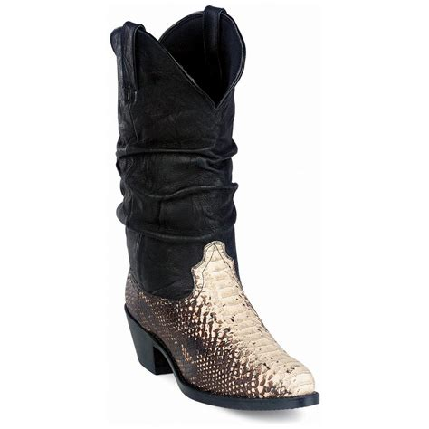 s durango boot 174 12 quot snake slouch boots black