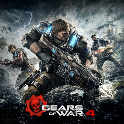 Kaset Xbox One Gears Of War 4 gears of war 4 for xbox one and windows 10 xbox