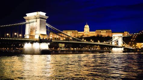 chain bridge budapeste nehir donsa da kavussak biz