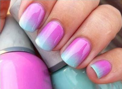 ombre nail art tutorial using acrylic paint ombre nail art tutorial using acrylic paint