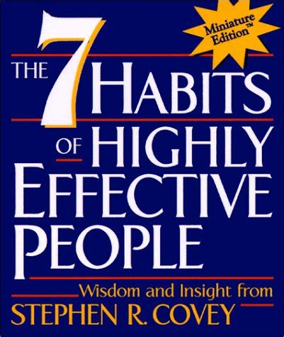 the 7 habits of 0762408332 kniha the seven habits of highly effective people stephen r covey hardback za 213 k