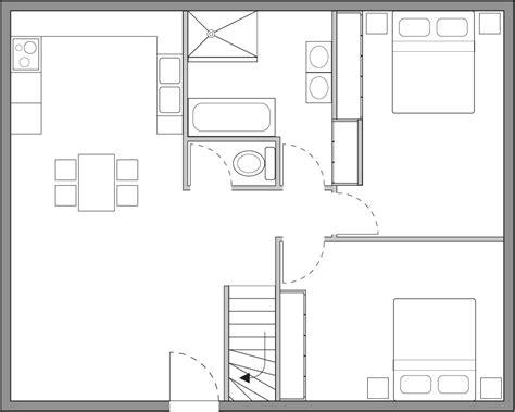 Dessiner Plan De Maison 3565 by Comment Dessiner Un Plan De Maison En Perspective Auto