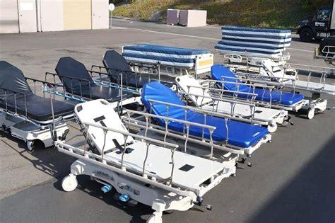 Stryker Medical Beds Stretchers And Gurneys Hospital Beds