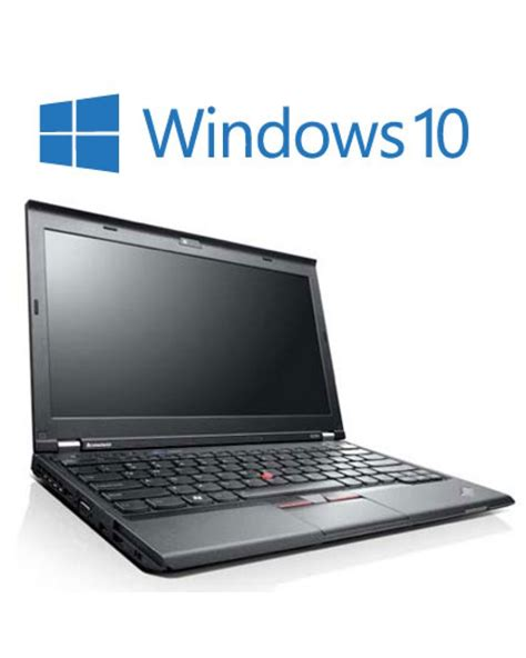 Laptop Lenovo X220 Second lenovo thinkpad x220 laptop i5 2 60ghz 2nd 4gb ram 320gb hdd warranty windows 10