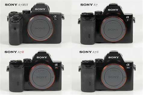 Ilce 7r Bq Ap2 Only 1 sony alpha a7 family which one to choose a7 ilce 7 vs