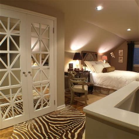 Covering Mirrored Closet Doors Mirrored Closet Doors Closet Doors And Closet On Pinterest