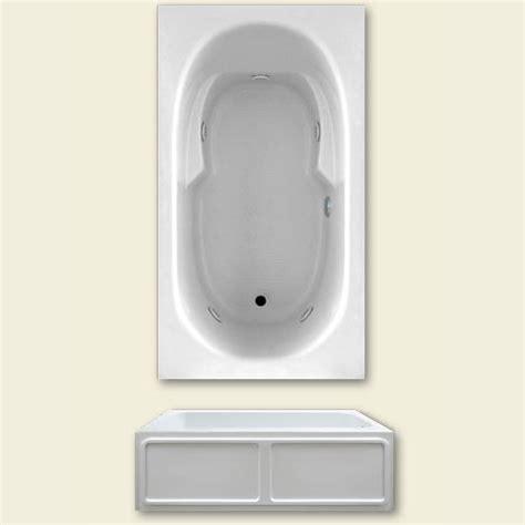 jetta bathtubs jetta fiji j 12 skirted whirlpool bathtub