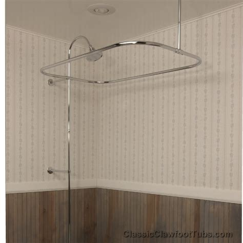 Slipper Bath Shower Enclosure how to add a claw foot tub enclosure apps directories