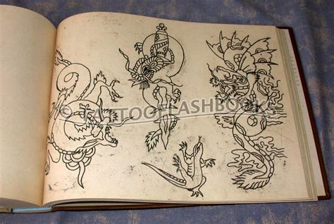 flash from the bowery classic tattooflashbooks wagner flash from the