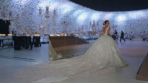 a guide for the lebanese brides wedding consultant for lebanon news breaking news top 5 lavish weddings as