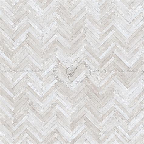 Herringbone white wood flooring texture seamless 05457
