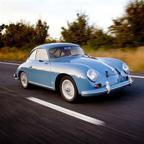 vintage porsche blue porsche 356