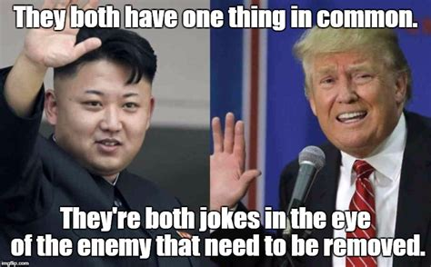 Kim And Trump Memes - kim jong un donald trump memes imgflip