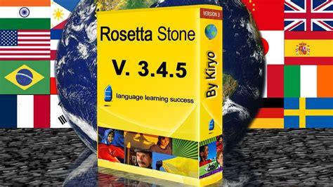 rosetta stone gratis rosetta stone 3 full descargar gratis