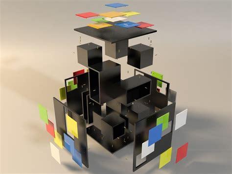 Rubik Coffee Table Rubik Coffee Table Icreatived