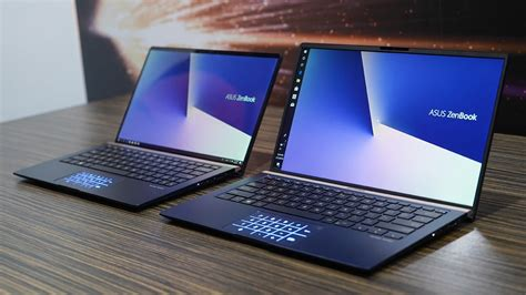 asus launches  set  zenbooks  dual function