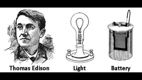Did Jefferson Invented Light Bulb