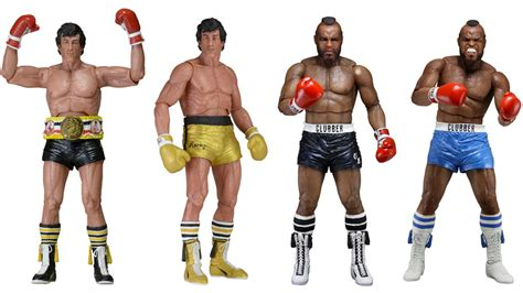 mr t figure a miniature mr t makes this 40th anniversary rocky figure
