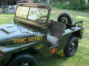 Mighty Mite Jeep M422 Mighty Mite Page