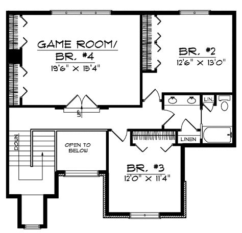 floor plans alberta alberta craftsman shingle home plan 051d 0183 house