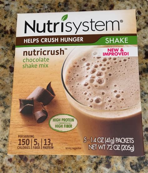 supplement geeks reviews nutrisystem weight loss shake review supplement
