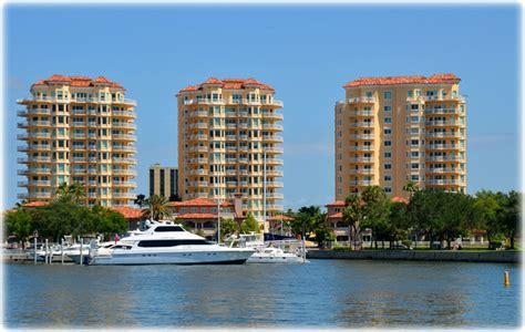 Sheds St Petersburg Fl by Luxury Condominium Buildings In Downtown St Petersburg Florida