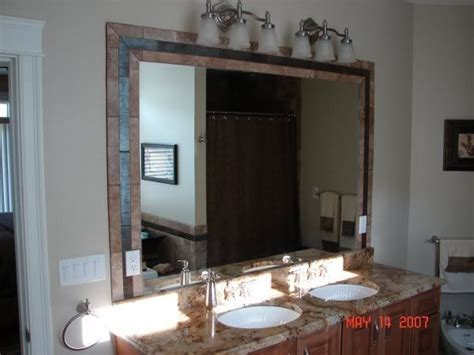 Best 25 Tile Around Mirror Ideas Only On Pinterest Bathroom Mirrors Uk Only