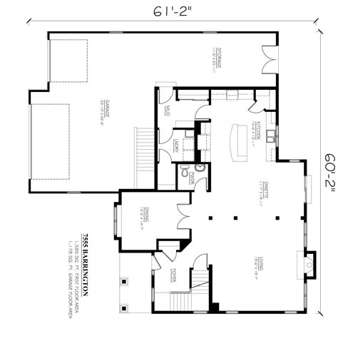 barrington floor plan barrington kaerek homes