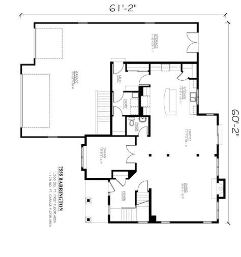 barrington floor plan barrington kaerek homes