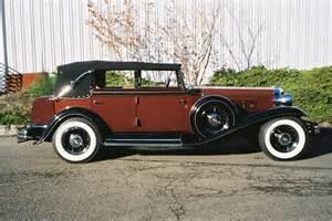 1932 Chrysler Roadster 1932 Chrysler Imperial Convertible Sedan 161291