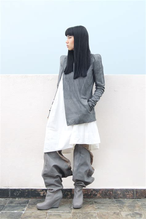 rick owens rick owens the rosenrot for the love of avant garde fashion