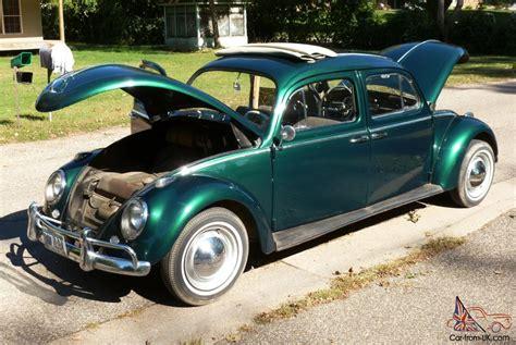 4 Door Vw Bug by 1965 Custom Volkswagen 4 Door Beetle Amazing Push Me