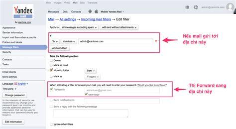 email yandex tạo email t 234 n miền ri 234 ng miễn ph 237 với yandex 187 canh me