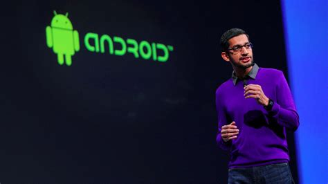Sundar Pichai Education Mba by Undar Pichai Ceo Engineer Mba All You Should To