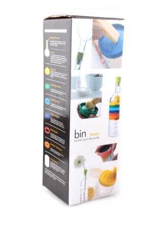 Grosir Alat Pemisah Kuning Telur botol 8in1 multifungsi bin kitchen tools 121 barang