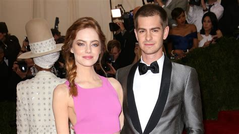 emma stone y andrew garfield are emma stone and andrew garfield getting back together