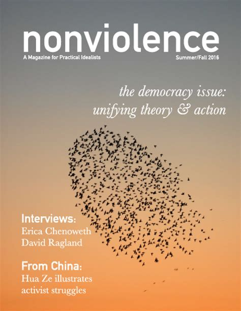 we decide theories and cases in participatory democracy global ethics and politics books nonviolence magazine summer fall 2016 metta center
