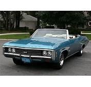 1969 Chevrolet Impala Convertible SS427  MJC Classic Cars