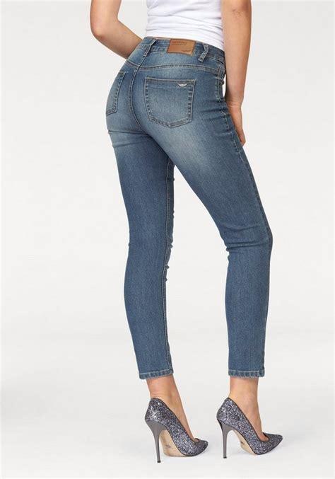 arizona  jeans shaping high waist  form mit