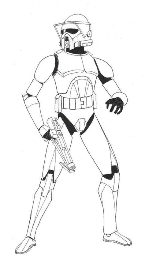 coloring pages star wars clone trooper star wars clone trooper coloring pages in ethnotekbags