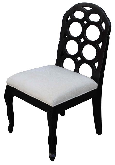 Black And White Dining Chair Dining Chairs Mortise Tenon
