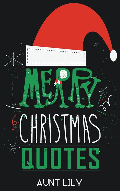 smashwords merry christmas quote  book  aunt lily