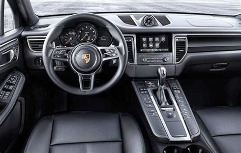 2019 Porsche Interior by 2019 Porsche Macan Review Release Price And Changes