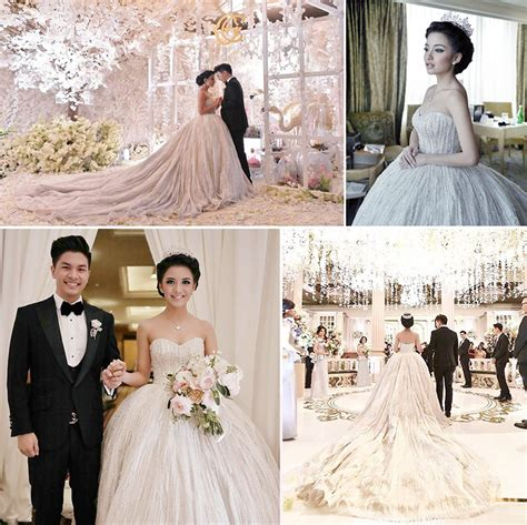chelsea olivia wedding the dreamy wedding gown of chelsea olivia weddingku com