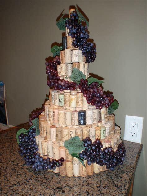 1000  ideas about Wine Cork Centerpiece on Pinterest