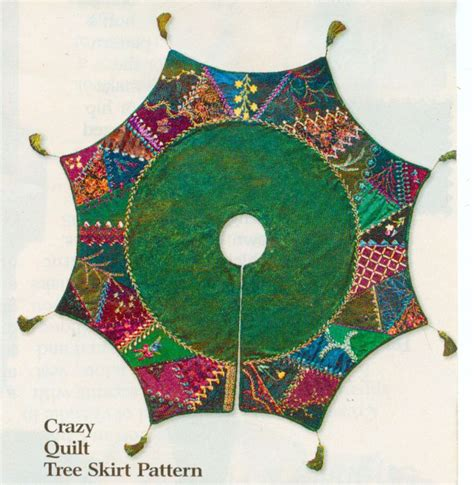 quilted tree skirt kits hospice quilt square 2011